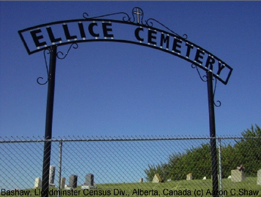 Ellice Free Methodist Cemetery