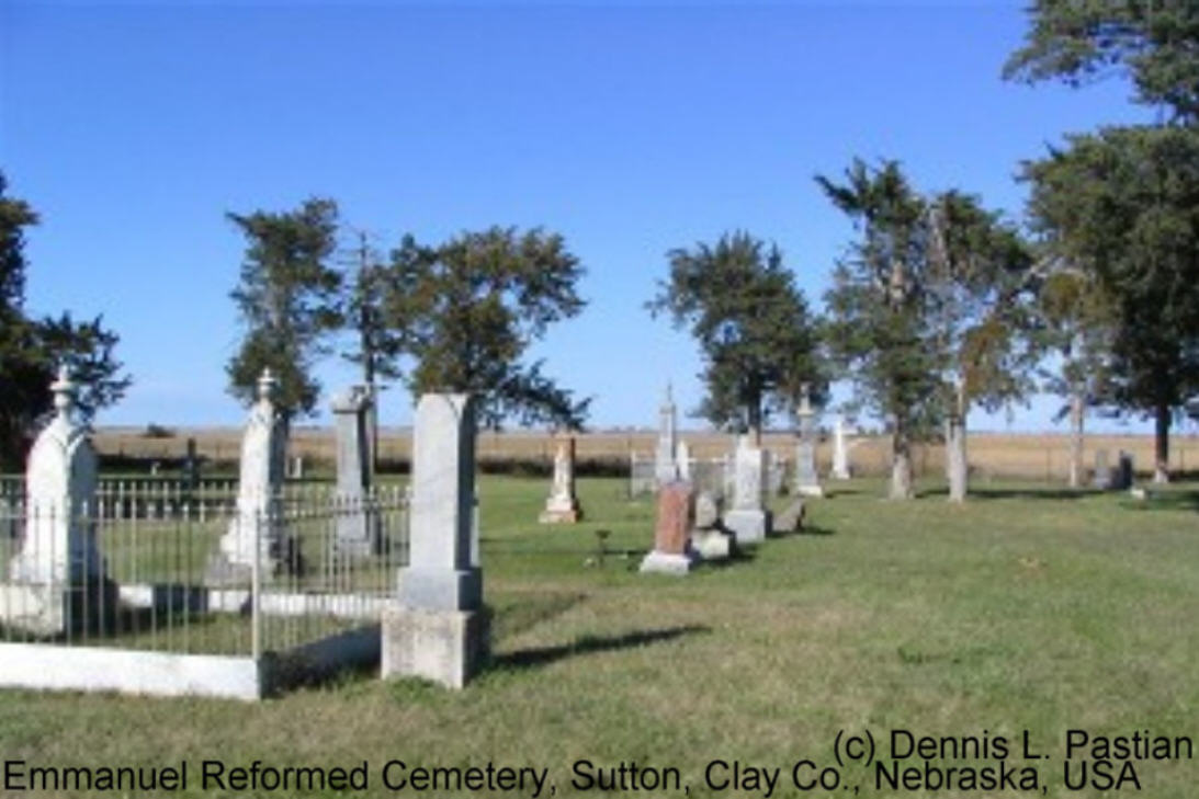 Emmanuel Reformed Church Cemetery