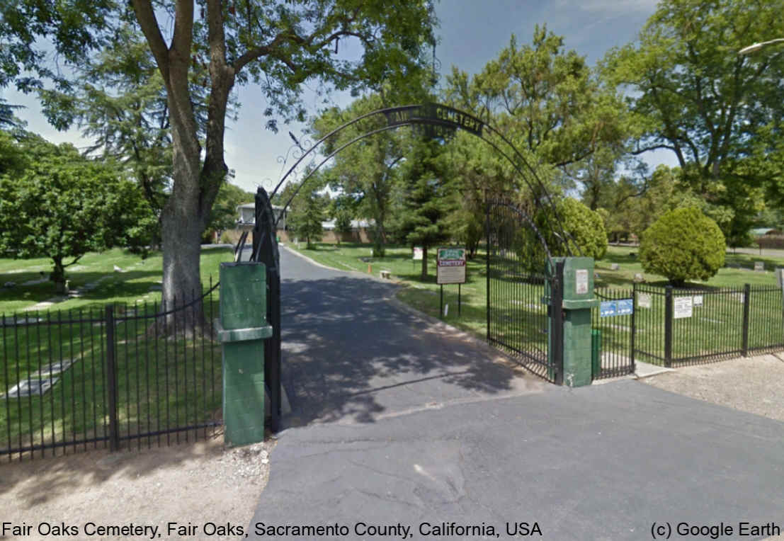 Fair Oaks Cemetery