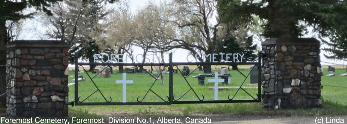 Foremost Cemetery