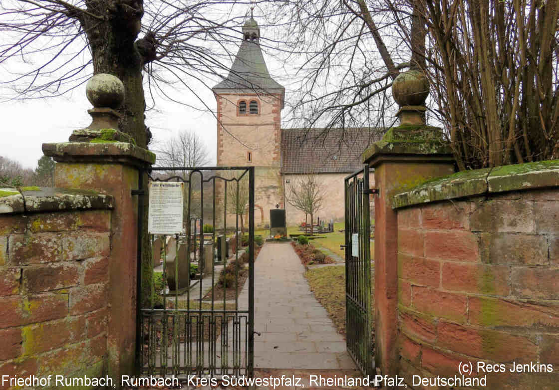 Friedhof Rumbach