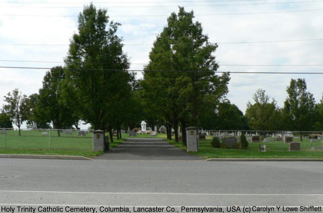 Holy Trinity Catholic Cemetery