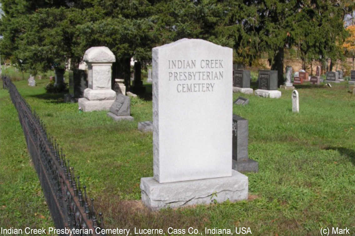 Indian Creek Presbyterian Cemetery
