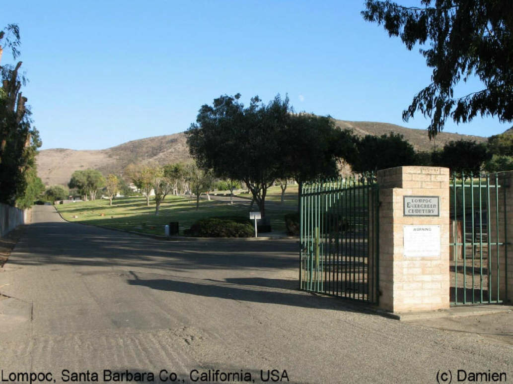 Lompoc Evergreen Cemetery