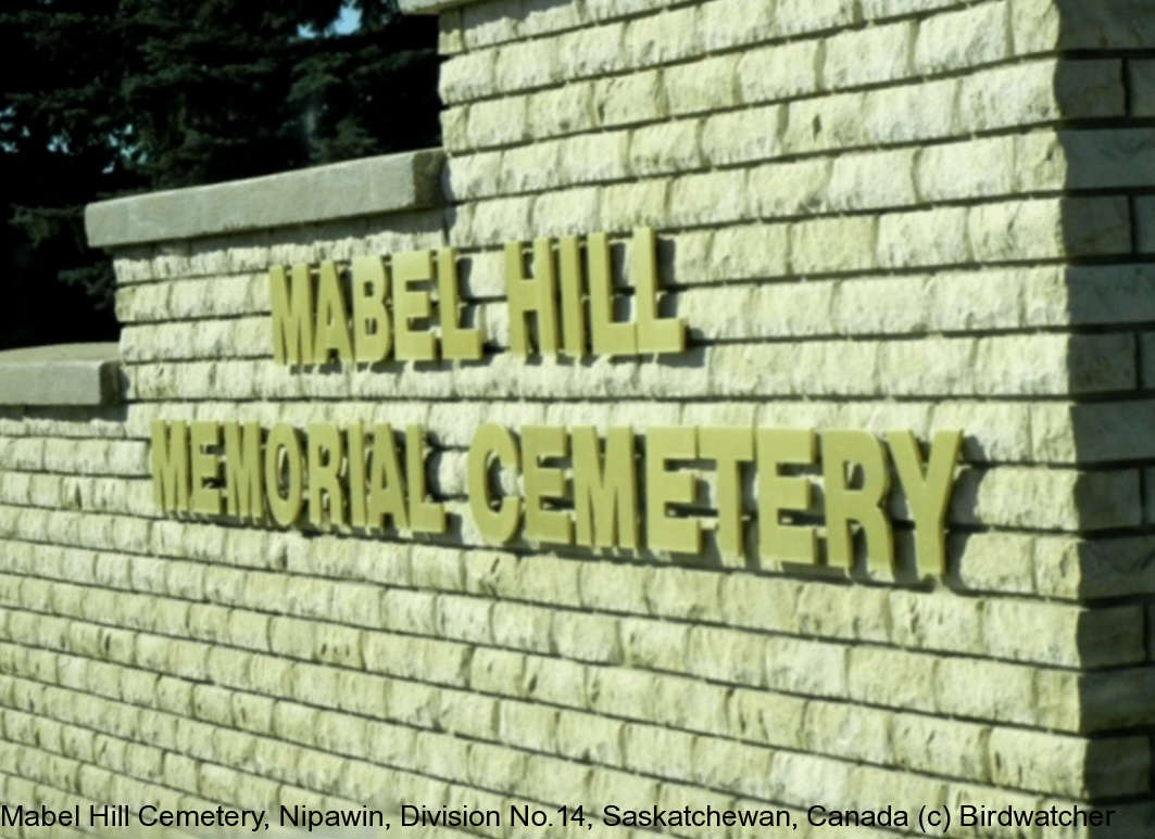 Mabel Hill Cemetery