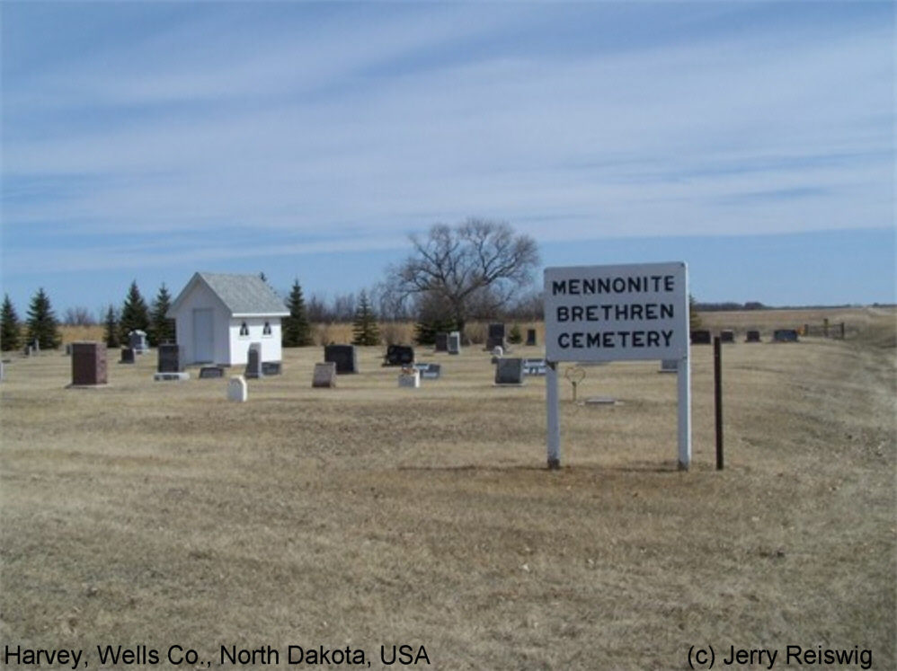 Harvey Mennonite Brethren Cemetery