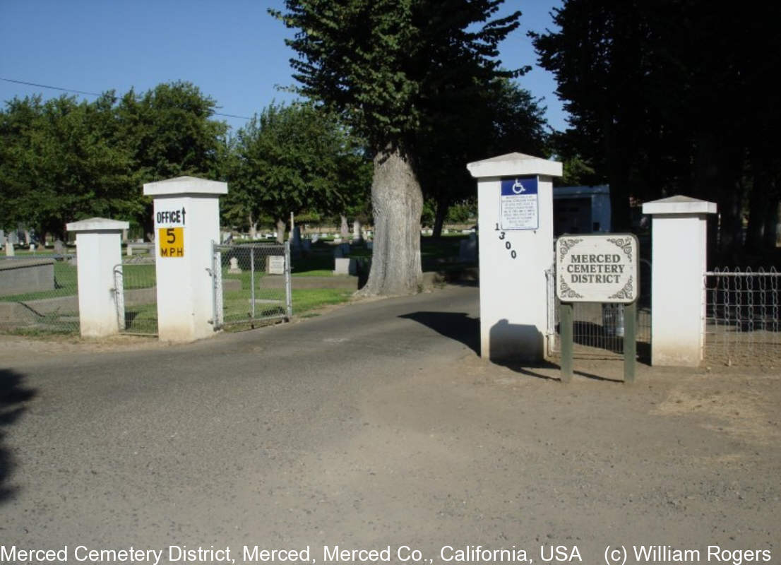 Merced Cemetery District