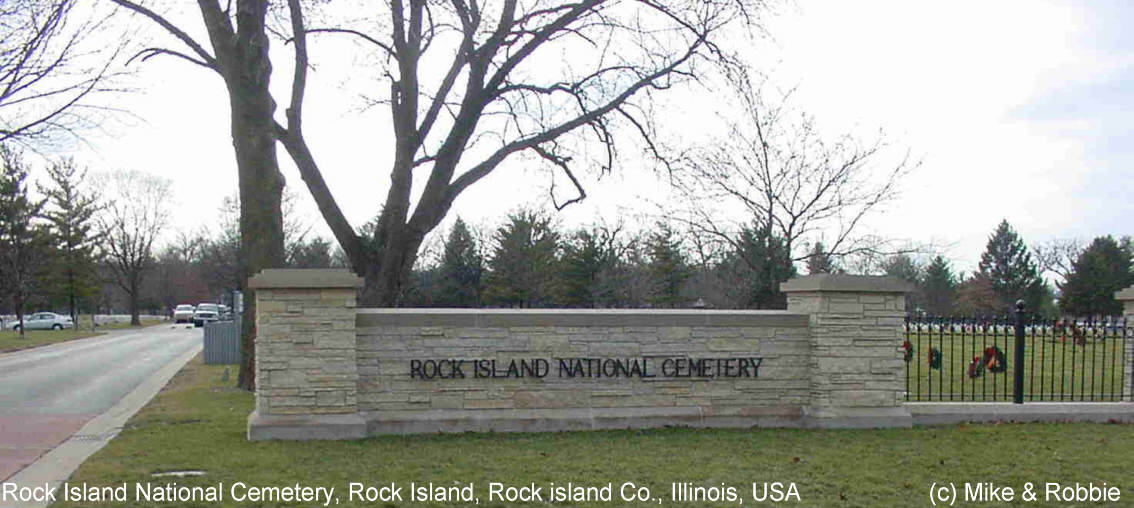 Rock Island National Cemetery