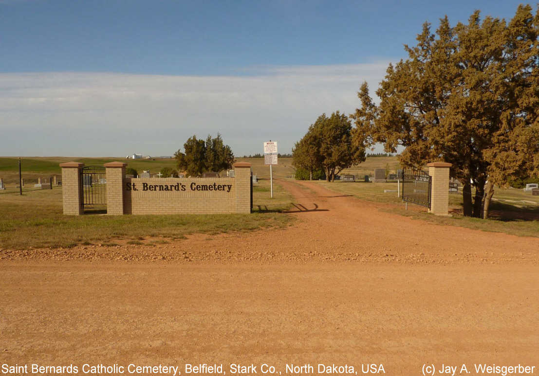 Saint Bernards Catholic Cemetery